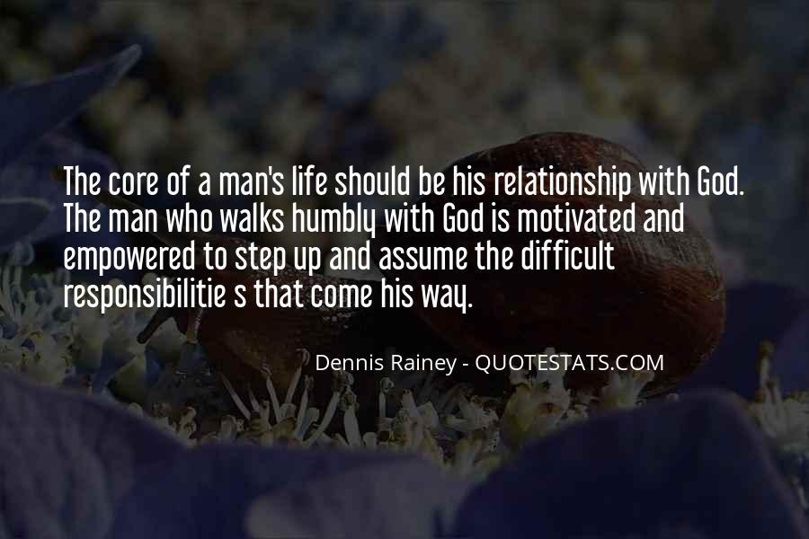 Responsibilitie Quotes #1726171