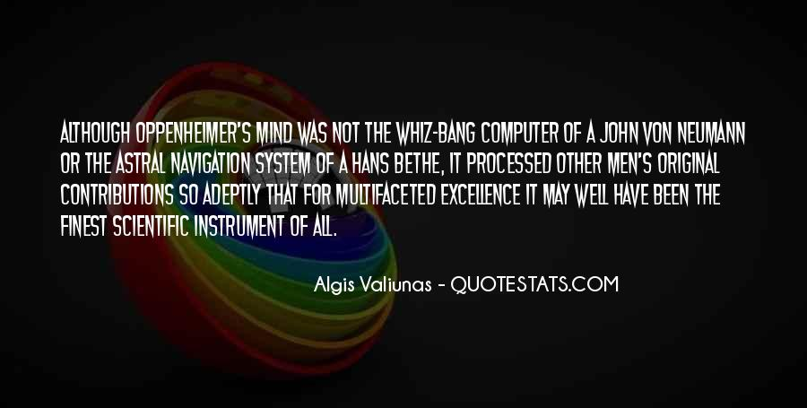 Quotes About Oppenheimer #174307