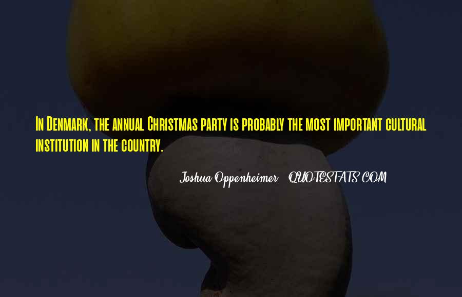 Quotes About Oppenheimer #285350