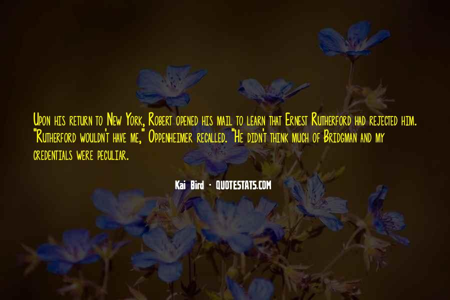 Quotes About Oppenheimer #291738