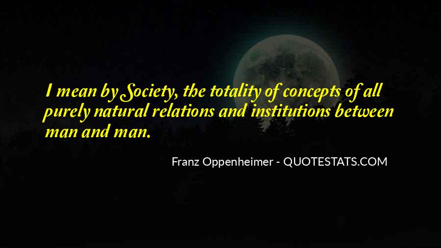 Quotes About Oppenheimer #307956