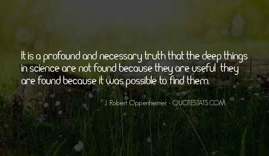 Quotes About Oppenheimer #352921