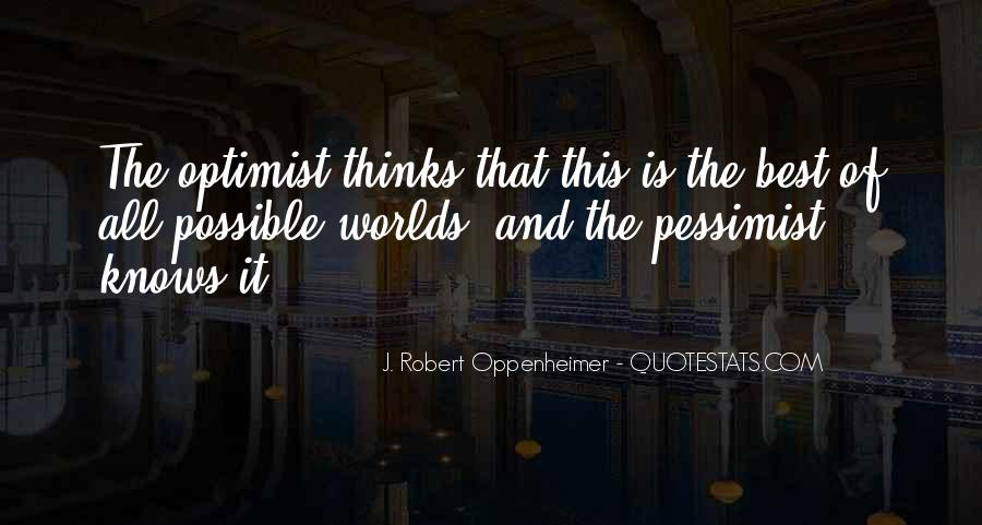 Quotes About Oppenheimer #392799