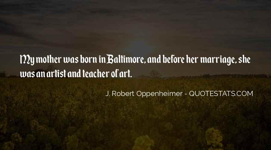 Quotes About Oppenheimer #555085