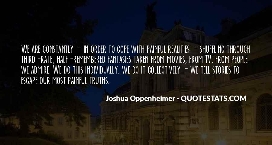 Quotes About Oppenheimer #599923