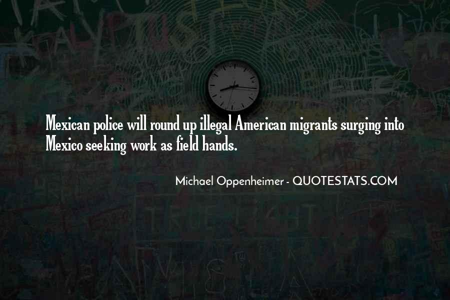 Quotes About Oppenheimer #625443