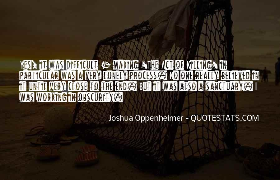 Quotes About Oppenheimer #696973