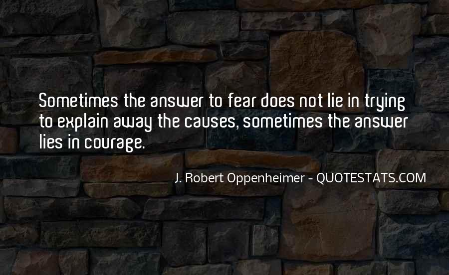 Quotes About Oppenheimer #73789
