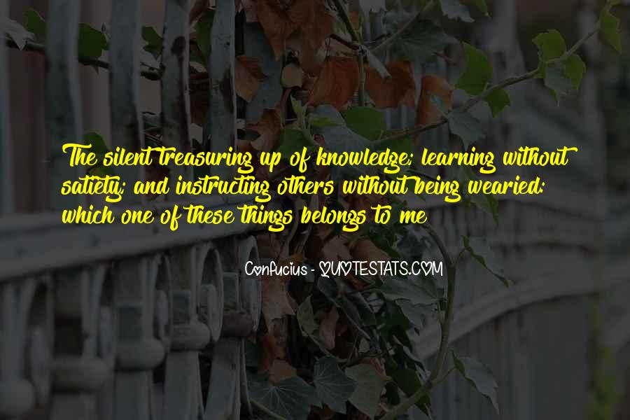 Quotes About Treasuring Someone #1372114