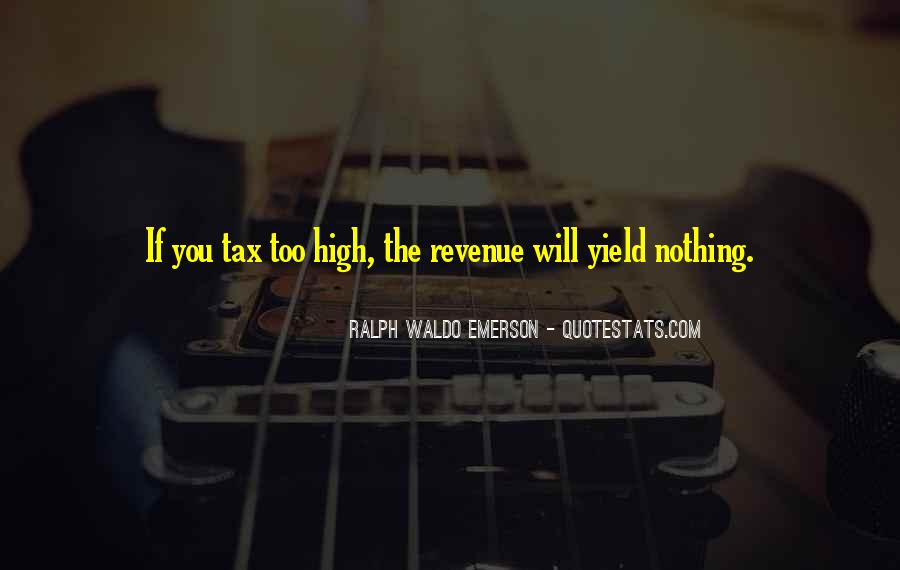 Revenue's Quotes #164587