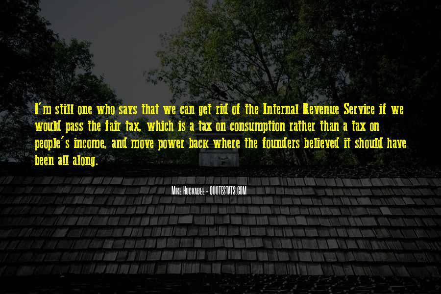 Revenue's Quotes #1690303