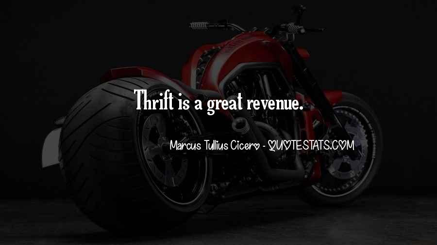 Revenue's Quotes #235174