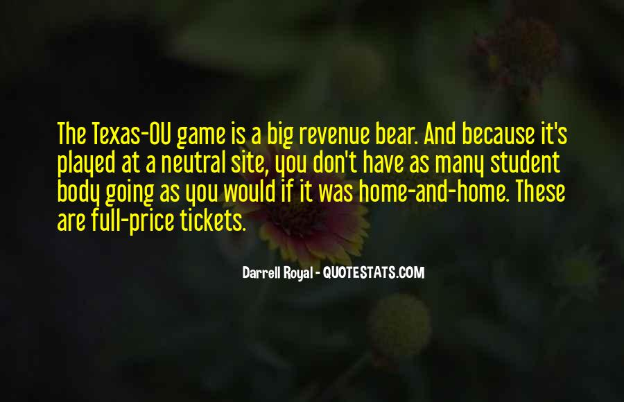 Revenue's Quotes #80993