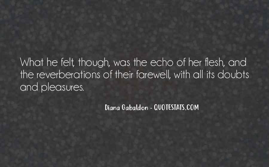 Reverberations Quotes #283074