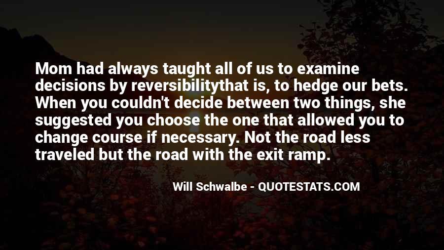 Reversibility Quotes #1337801