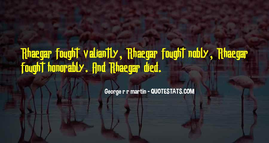 Rhaegar's Quotes #1195638