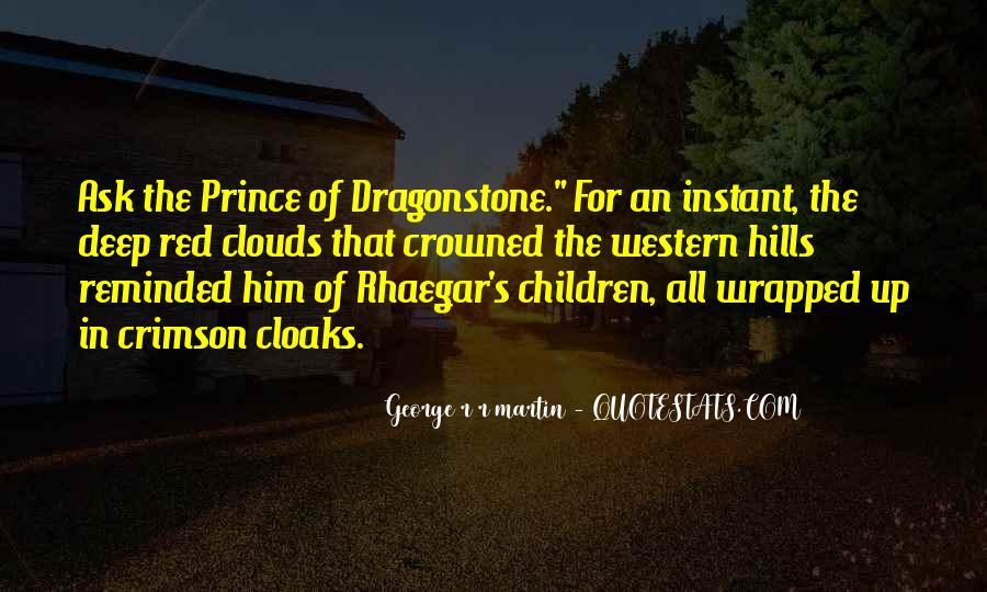 Rhaegar's Quotes #1670066