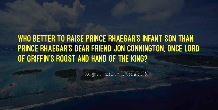Rhaegar's Quotes #1683246