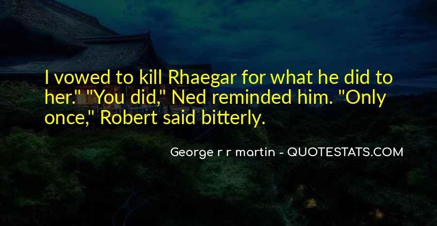 Rhaegar's Quotes #564788