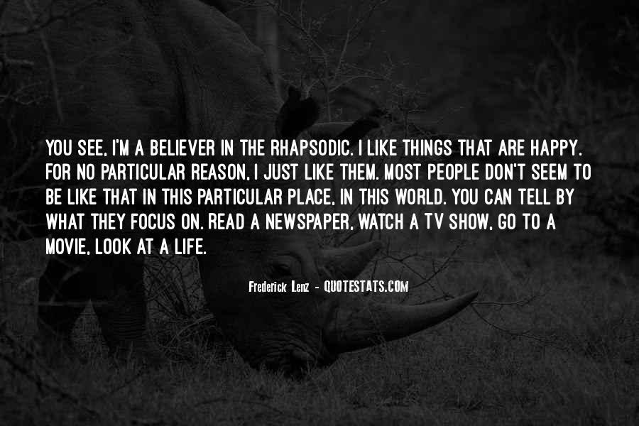 Rhapsodic Quotes #531627