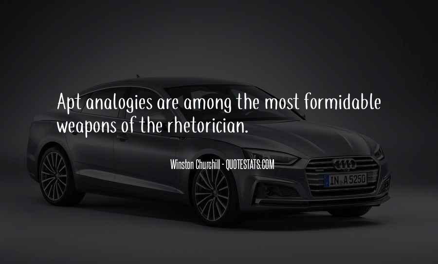 Rhetorician's Quotes #163823
