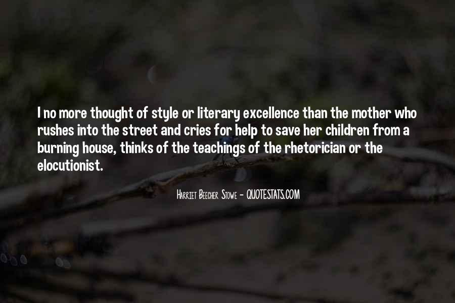 Rhetorician's Quotes #1845137