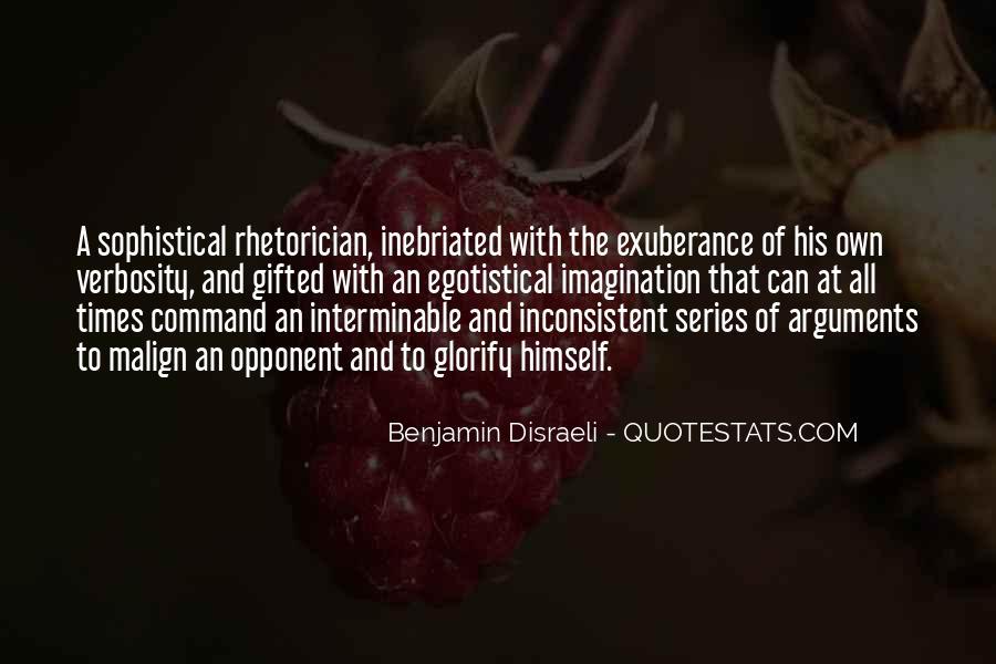 Rhetorician's Quotes #992349