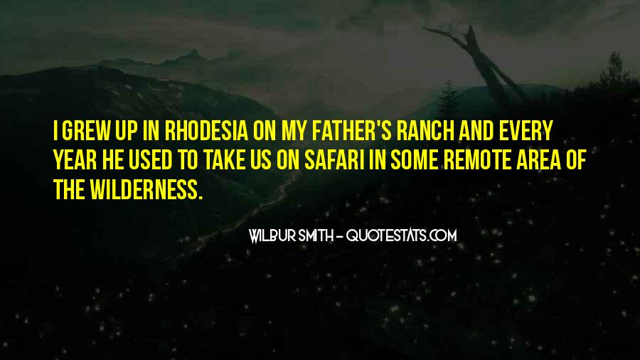 Rhodesia's Quotes #986889