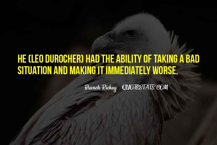Rickey's Quotes #10383