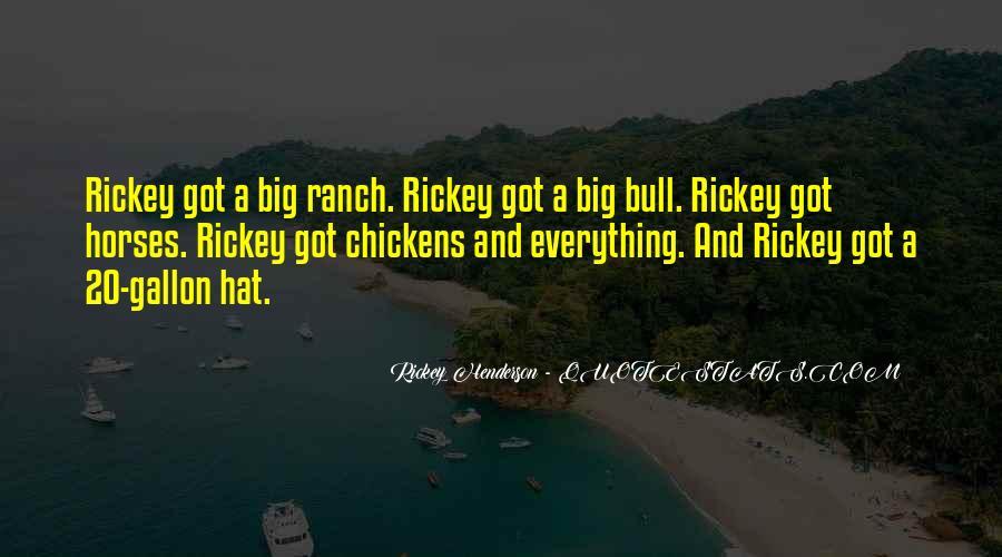 Rickey's Quotes #1142313