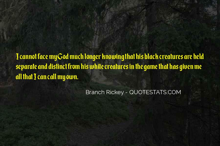 Rickey's Quotes #1229025