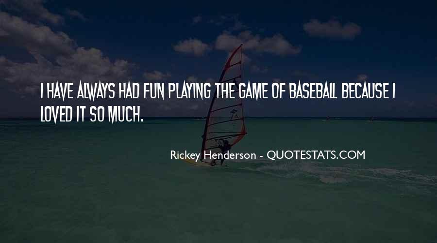 Rickey's Quotes #148122