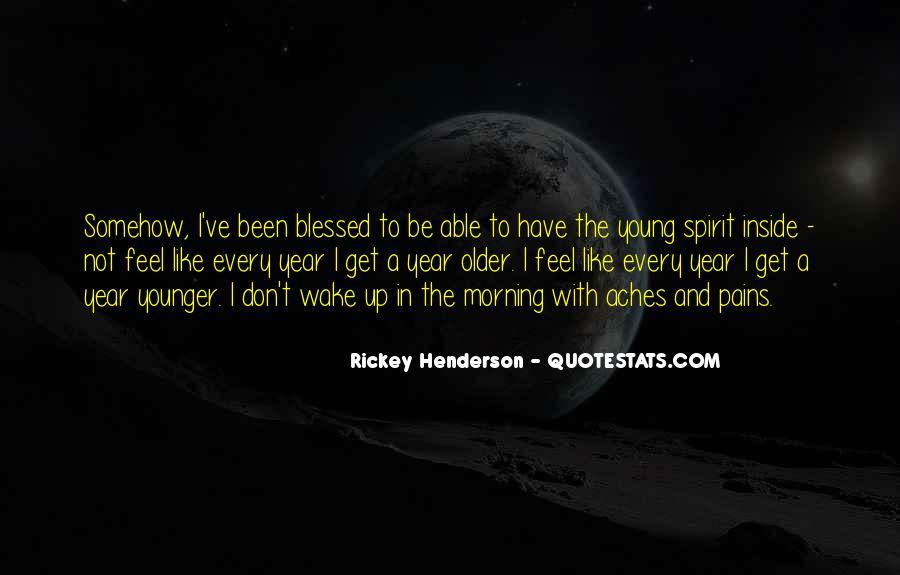 Rickey's Quotes #254545