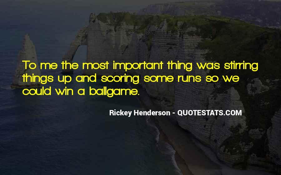 Rickey's Quotes #688663