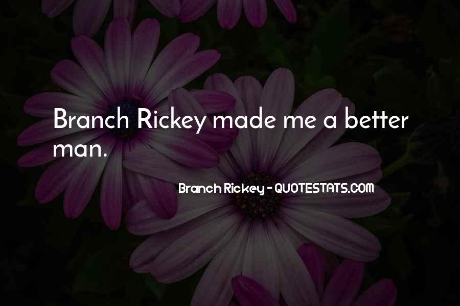 Rickey's Quotes #732690