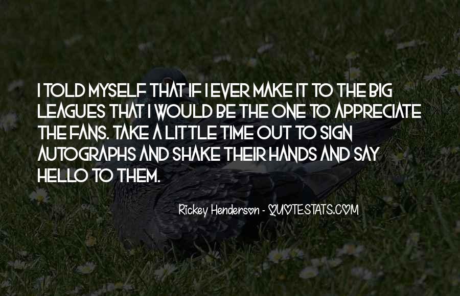Rickey's Quotes #778528