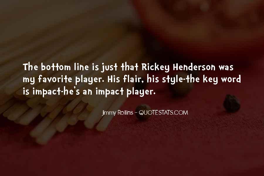 Rickey's Quotes #93144