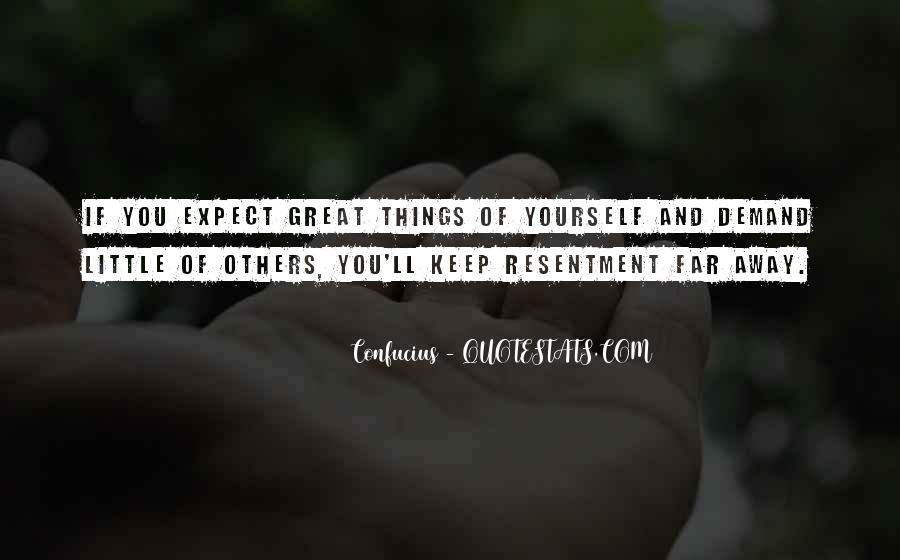 Quotes About Expectations Of Others #1055310