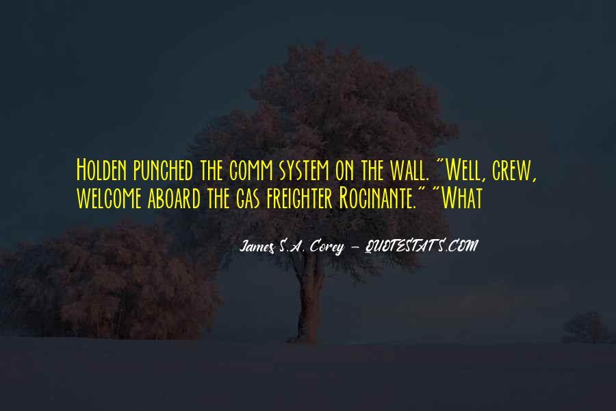 Rocinante's Quotes #143463