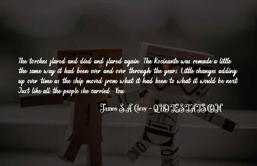 Rocinante's Quotes #1680698