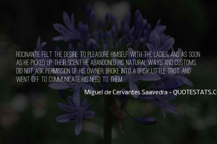 Rocinante's Quotes #796472