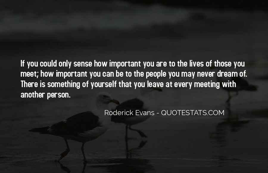 Roderick Quotes #641974