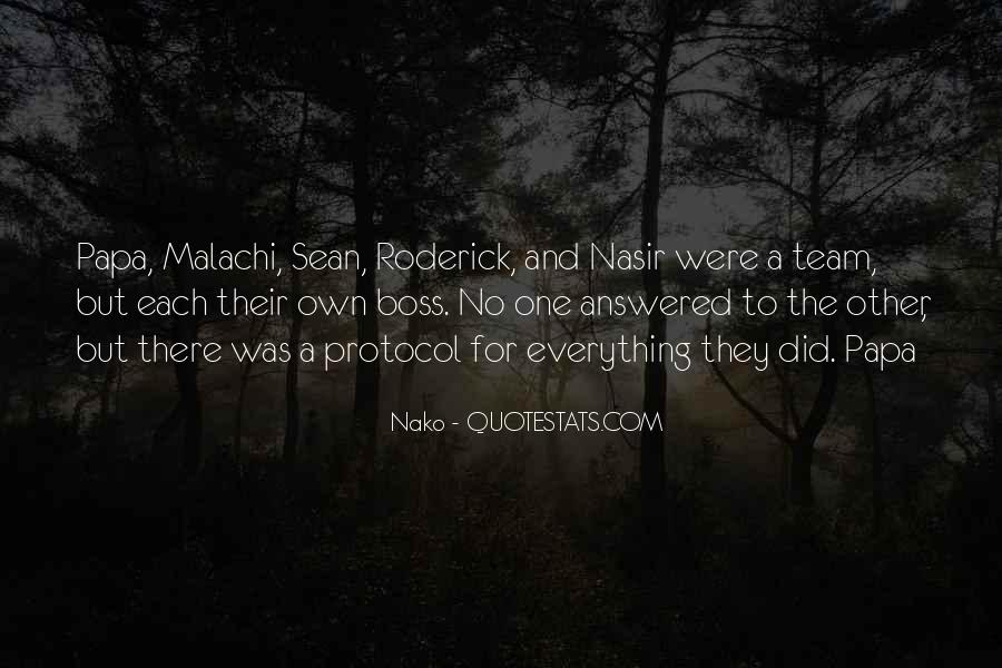 Roderick Quotes #740056