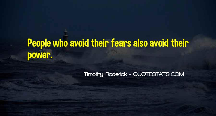 Roderick Quotes #845607