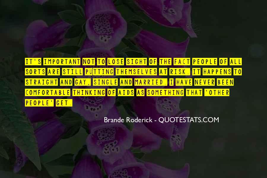 Roderick Quotes #978797