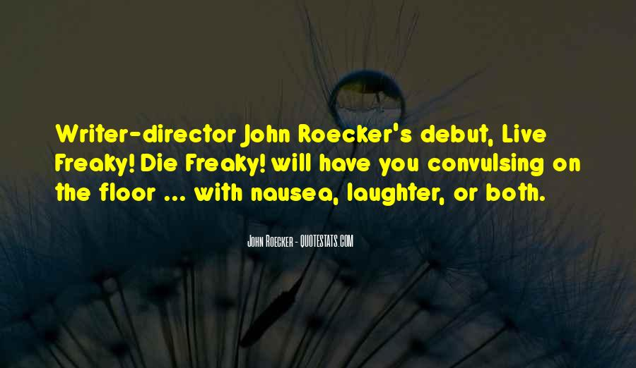 Roecker Quotes #707027