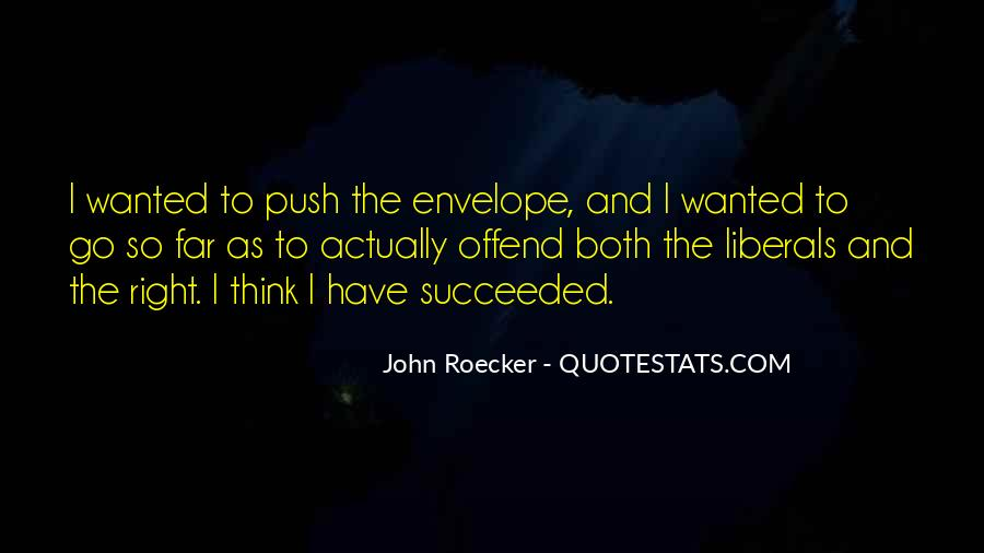 Roecker Quotes #797283