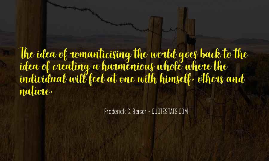 Romanticising Quotes #1134415