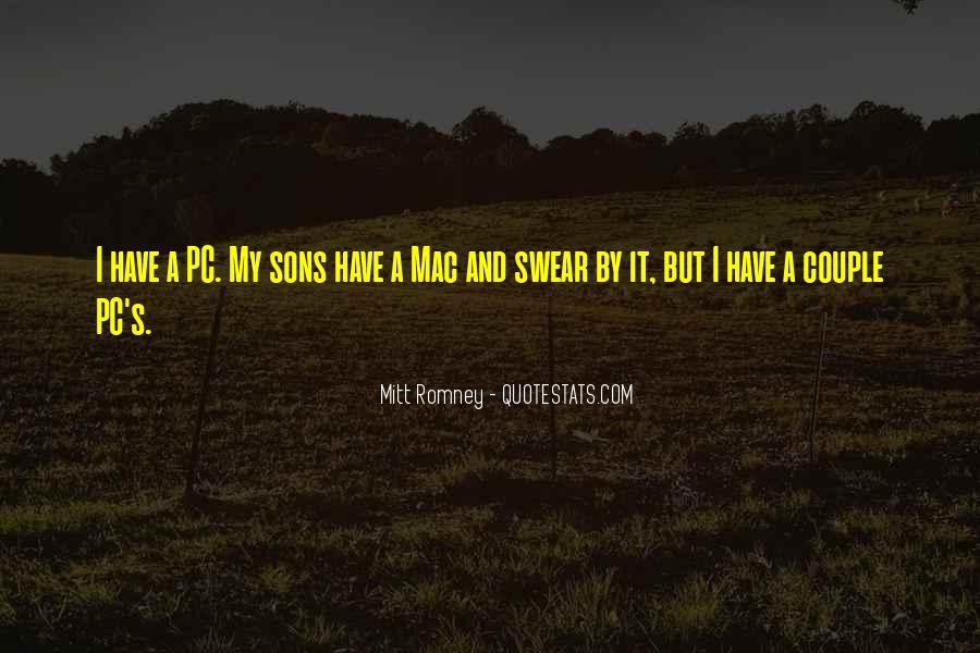 Romney's Quotes #104808