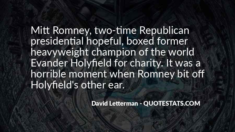 Romney's Quotes #153473